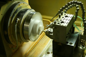 Cutting polymer on the Nanotech